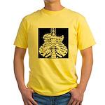 Acoustic Skeletar Yellow T-Shirt