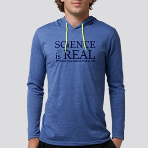 Science is Rea Long Sleeve T-Shirt