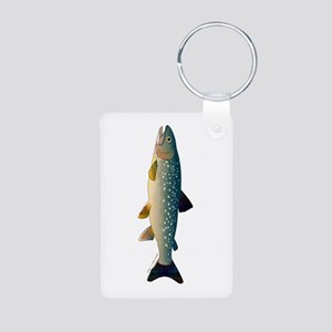 Dolly Varden Bull Trout Char Keychains