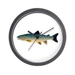 Dolly Varden Bull Trout Char Wall Clock
