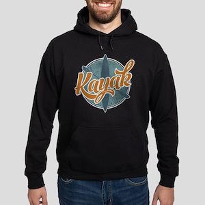 Kayak Emblem Hoodie (dark)