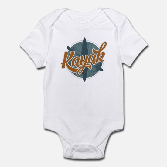 Kayak Emblem Infant Bodysuit