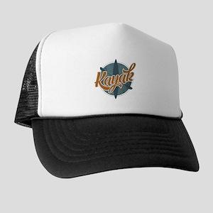 Kayak Emblem Trucker Hat