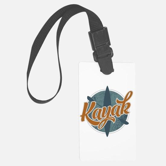 Kayak Emblem Luggage Tag