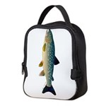 Dolly Varden Bull Trout Char Neoprene Lunch Bag