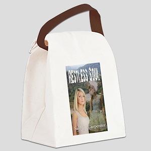Restless Soul Canvas Lunch Bag