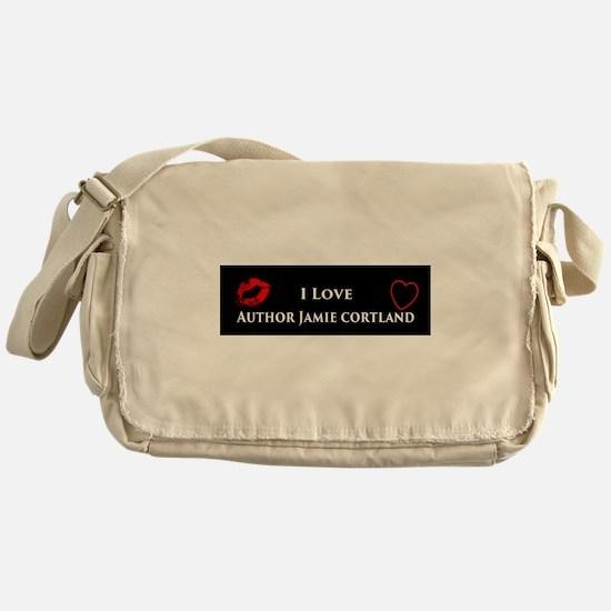 Jamie Cortland Messenger Bag