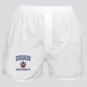 HERMES University Boxer Shorts