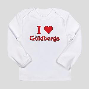 I Love The Goldbergs Long Sleeve T-Shirt