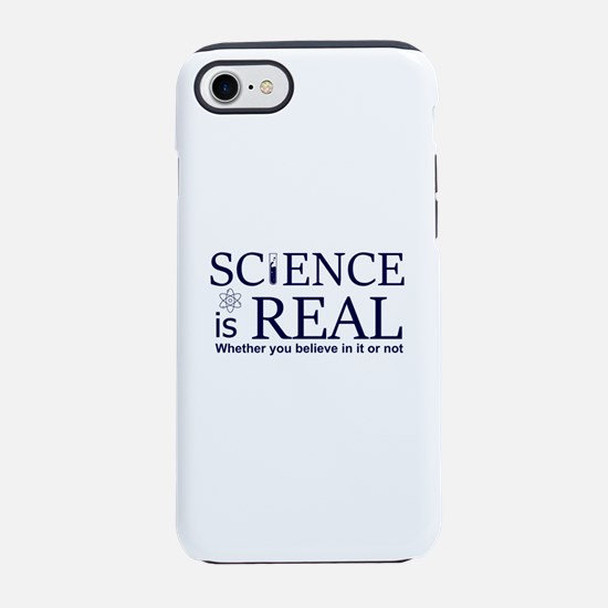 Science is Real iPhone 7 Tough Case