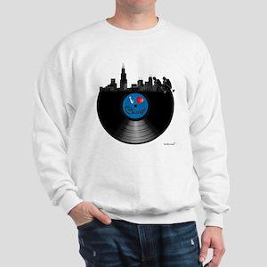I Love Chicago Sweatshirt