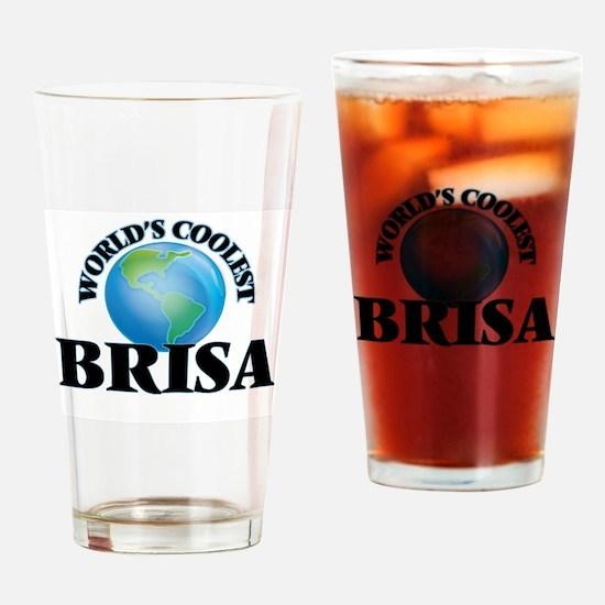 World's Coolest Brisa Drinking Glass