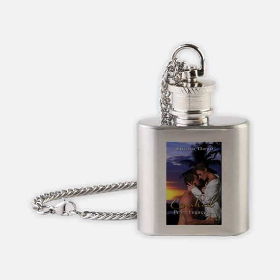 Crushed Flask Necklace