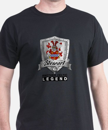 Stewart Coat of Arms T-Shirt