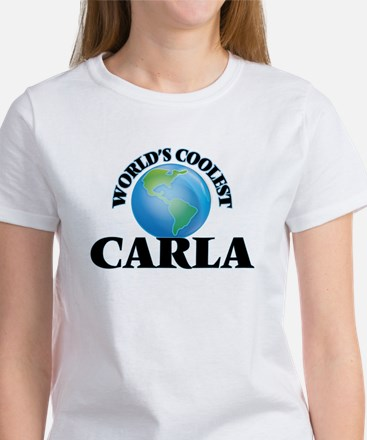 World's Coolest Carla T-Shirt