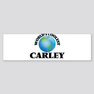 World's Coolest Carley Bumper Sticker