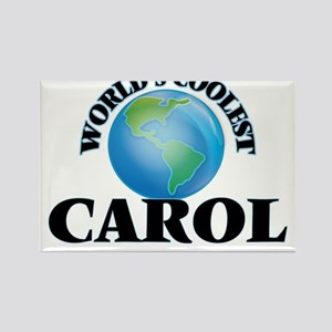 World's Coolest Carol Magnets