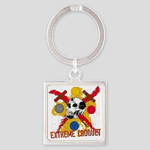 Extreme Croquet Keychains