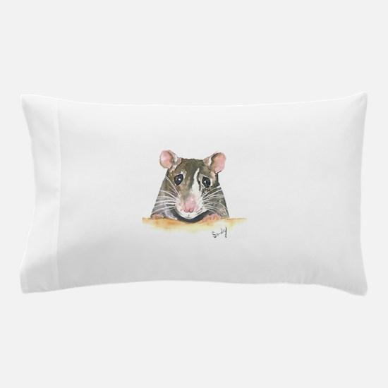 Rat face Pillow Case
