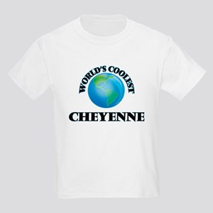 World's Coolest Cheyenne T-Shirt