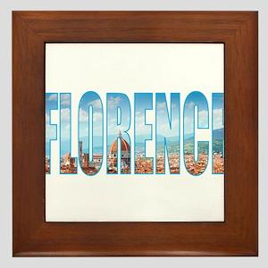 Florence Framed Tile