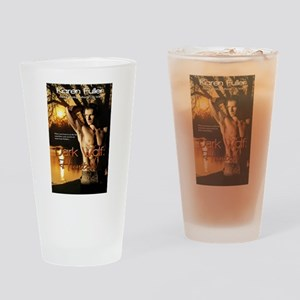 Dark Wolf: Hunted Drinking Glass