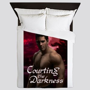 Courting the Darkness Queen Duvet