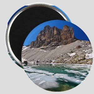Dolomiti - lake Pisciadu Magnets