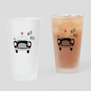 Siren Woop Drinking Glass