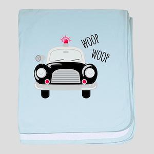 Siren Woop baby blanket