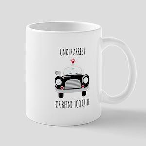 Under Arrest Mugs