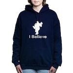 I Believe Women's Hooded Sweatshirt