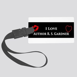 R S Gardner Luggage Tag