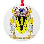 Hancox Round Ornament