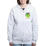 Hanbrey Women's Zip Hoodie