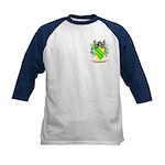 Hanbrey Kids Baseball Jersey