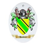 Hanbrey Ornament (Oval)