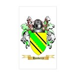 Hanberry Sticker (Rectangle)