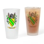 Hanberry Drinking Glass