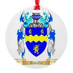 Hanafin Round Ornament