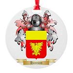Hamson Round Ornament