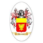 Hamson Sticker (Oval 50 pk)
