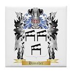 Hamsher Tile Coaster