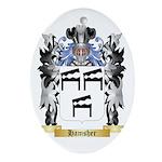 Hamsher Ornament (Oval)