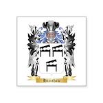 Hamshaw Square Sticker 3