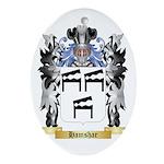 Hamshar Ornament (Oval)