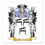 Hamsey Square Car Magnet 3