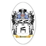 Hamsey Sticker (Oval 50 pk)