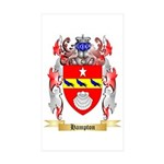 Hampton Sticker (Rectangle 50 pk)