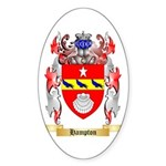 Hampton Sticker (Oval 50 pk)